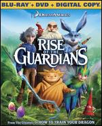 Rise of the Guardians [2 Discs] [Includes Digital Copy] [UltraViolet] [Blu-ray/DVD] - Peter A. Ramsey