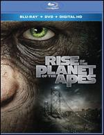 Rise of the Planet of the Apes [Blu-ray/DVD] - Rupert Wyatt