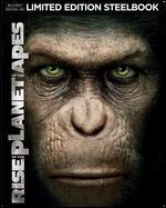 Rise of the Planet of the Apes [Includes Digital Copy] [Blu-ray] [SteelBook]