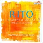 Rito: Giacinto Scelsi- Pranam I & II, Khoom
