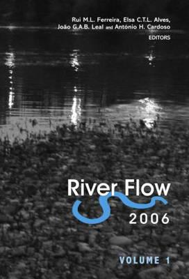 River Flow 2 Volume Set - Ferreira, Rui M L (Editor), and Alves, Elsa C T L (Editor), and Leal, Joao G A B (Editor)