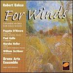 Robert Baksa: Chamber Works for Solo Winds