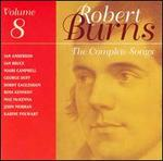 Robert Burns: The Complete Songs, Vol. 8