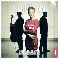 Robert Schumann, 1 - Alexander Melnikov (piano); Isabelle Faust (violin); Jean-Guihen Queyras (cello); Freiburger Barockorchester;...