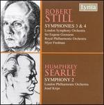 Robert Still: Symphonies Nos. 3 & 4; Humphrey Searle: Symphony No. 2