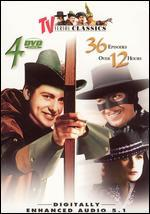 Robin Hood/Zorro Rides Again/Zorro's Black Whip [4 Discs]