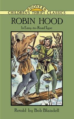 Robin Hood - Blaisdell, Bob (Editor)