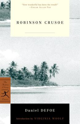 Robinson Crusoe - Defoe, Daniel, and Theroux, Paul (Introduction by), and Woolf, Virginia (Introduction by)