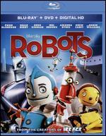 Robots [Blu-ray/DVD] [2 Discs] - Chris Wedge