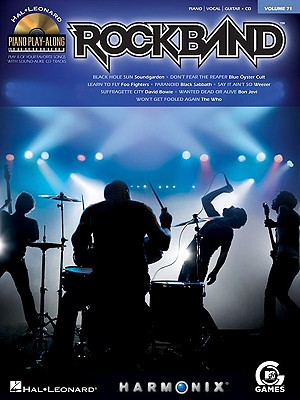 Rockband - Hal Leonard Publishing Corporation (Creator)
