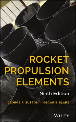 Rocket Propulsion Elements - Sutton, George P, and Biblarz, Oscar