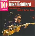 Rockin' Guitar Blues: Essential Recordings - Duke Robillard