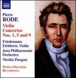Rode: Violin Concertos, Vol. 3