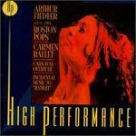 Rodion Shchedrin: Carmen Ballet; Alexander Glazunov: Carnaval Overture