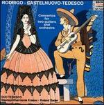 Rodrigo & Catelnuovo-Tedesco: Concertos for two guitars and Orchestra