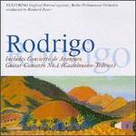 Rodrigo: Concierto de Aranjuez; Castelnuovo-Tedesco: Guitar Concerto No. 1