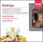 Rodrigo: Concierto de Aranjuez; Elogio de la guitarra; Fantasía para un gentilhombre