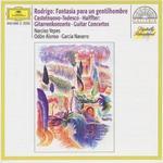 Rodrigo: Fantasia para un gentilhombre; Castelnuovo-Tedesco: Halffter; etc. [European Import]
