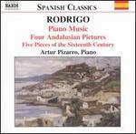 Rodrigo: Piano Music