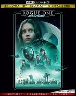 Rogue One: A Star Wars Story [Includes Digital Copy] [4K Ultra HD Blu-ray/Blu-ray] - Gareth Edwards