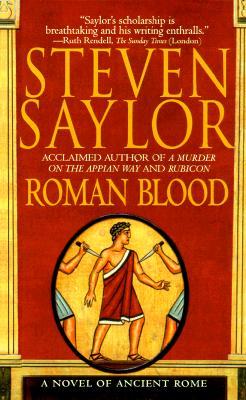 Roman Blood - Saylor, Steven W