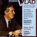 Roman Vlad: Major Works for Piano