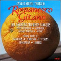 Romancero Gitano - Gregory Newton (guitar)