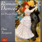 Romantic Dances for Piano Duet