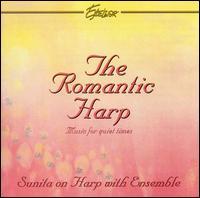 Romantic Harp - Laura Sewell (cello); Polly Meyerding (flute); Sunita Staneslow (harp); Tracy Silverman (violin)