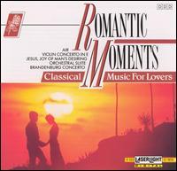 Romantic Moments, Vol. 3 - Burkhard Glaetzner (oboe); Burkhard Glaetzner (oboe d'amore); Christian Altenburger (violin); Concerto Köln;...