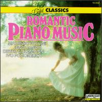 Romantic Piano Music - Adolf Drescher (piano); Dieter Goldmann (piano); Evelyne Dubourg (piano); Imre Rohmann (piano); Ivo Pogorelich (piano);...