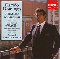 Romanzas de Zarzuelas - Plácido Domingo (tenor); Rondalla Lirica de Madrid; Zarzuela National Lyric Theater Chorus (choir, chorus);...