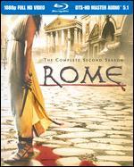 Rome: The Complete Second Season [5 Discs] [Blu-ray] -