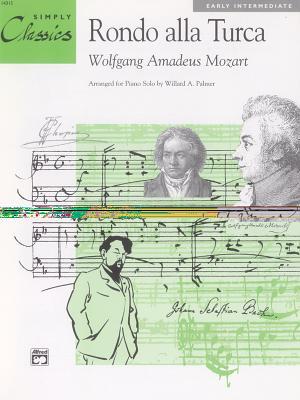 Rondo Alla Turca - Mozart, Wolfgang Amadeus (Composer)