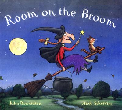 Room on the Broom - Donaldson, Julia