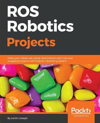 ROS Robotics Projects - Joseph, Lentin