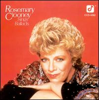 Rosemary Clooney Sings Ballads - Rosemary Clooney