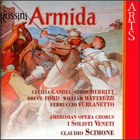 Rossini: Armida - Bruce Ford (vocals); Cecilia Gasdia (vocals); Charles Workman (vocals); Chris Merritt (vocals);...