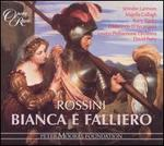 Rossini: Bianca e Falliero - Barry Banks (vocals); Dominic Natoli (vocals); Ildebrando d'Arcangelo (vocals); Jennifer Larmore (vocals);...