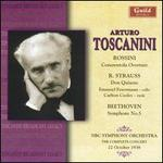 Rossini: Cenerentola Overture; Beethoven: Symphony No. 5