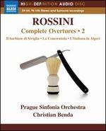 Rossini: Complete Overtures, Vol. 2 - William Tell; The Silken Ladder; Il Signor Bruschino
