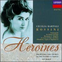 Rossini Heroines - Cecilia Bartoli (vocals)