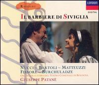 Rossini: Il Barbiere di Siviglia - Cecilia Bartoli (vocals); Eduardo Fernandez (guitar); Enrico Fissore (vocals); Giorgio Tadeo (vocals);...