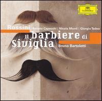 Rossini: Il Barbiere di Siviglia - Carlo Cava (vocals); Fred Artmeier (guitar); Gabriella Carturan (vocals); Gianna D'Angelo (vocals); Giorgio Giorgetti (vocals); Giorgio Tadeo (vocals); Nicola Monti (vocals); Renato Capecchi (vocals); Renato Sabbioni (harpsichord)