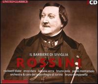 Rossini: Il barbiere di Siviglia - Alberto Carusi (baritone); Bruno Pola (baritone); Enzo Dara (bass); Luciana Serra (mezzo-soprano);...
