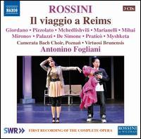 Rossini: Il viaggio a Reims - Alessandra Marianelli (soprano); Annalisa D'agosto (mezzo-soprano); Artavazd Sargsyan (tenor); Baurzhan Anderzhanov (bass);...