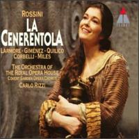 Rossini: La Cenerentola - Adelina Scarabelli (vocals); Alastair Miles (vocals); Alessandro Corbelli (vocals); Gino Quilico (vocals);...