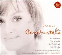 Rossini: La Cenerentola - Antonino Siragusa (tenor); Bruno de Simone (baritone); Judith Schmidt (mezzo-soprano); Maria Laura Martorana (soprano);...