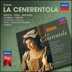 Rossini: La Cenerentola - Alessandro Corbelli (vocals); Cecilia Bartoli (vocals); Dario Ravetti (double bass); Enrico Baldotto (cello); Enzo Dara (vocals); Fernanda Costa (vocals); Gloria Banditelli (vocals); Mario Benotto (fortepiano); Michele Pertusi (vocals)