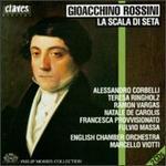 Rossini: La Scala di Seta - Alessandro Corbelli (baritone); English Chamber Orchestra (chamber ensemble); Francesca Provisionato (vocals);...